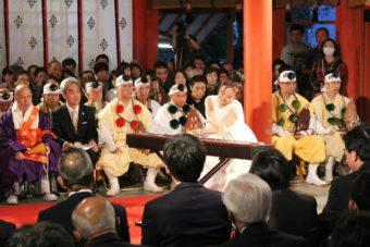 熊野那智大社御創建1700年、那智山青岸渡寺西寺33所草創1300年「熊野の祈り」 コンサート