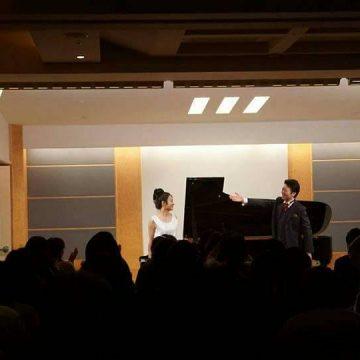 『クラシックとジャズのコラボレーションコンサート』2017.10.29