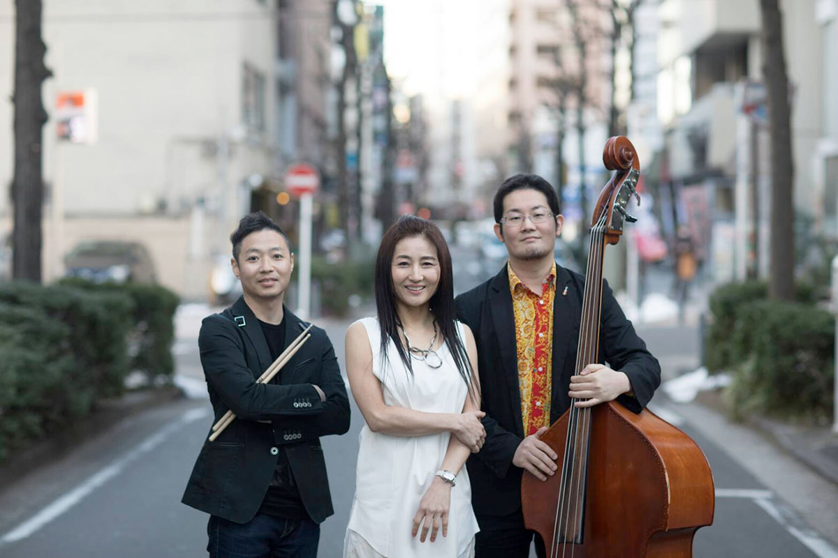 Mako's Party Trio @ KAMOME live matters