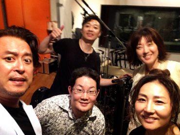 """""""Opera×Jazz"""" かなでびとメンバーでの新曲レコーディング"""
