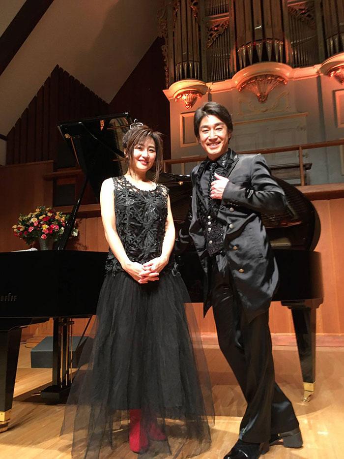 EISUKE TSUDA Concert in YAMANASHI